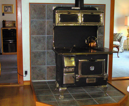 Antique Stoves | Wood Stoves & Cook Stove For Sale